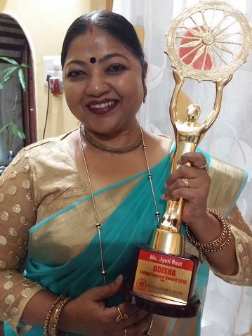 Living Legend of Odisha Award