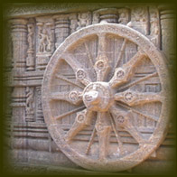 Konark - temple of the sun