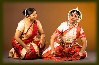 Odissi Guru and Disciple